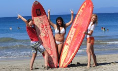 Surf lessons in Puerto Escondido