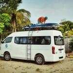 surf trip truck