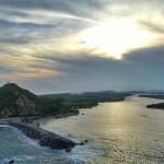 laguna and mar